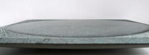 1) waterbeeld 15, 2018, anröchter kalksteen, 40,5x31x4 cm, €950