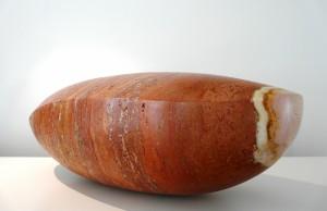 2018 - cocon - travertijn - 43x18x17 cm