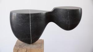 2019 - luchtspiegeling 4 - Iers hardsteen - 47x13,5x22,5cm