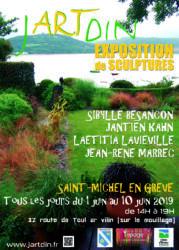 affiche expo St Michel en Greve juni 2019