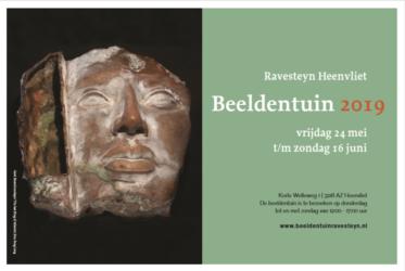 expo Beelden tuin Ravesteyn mei-juni 2019
