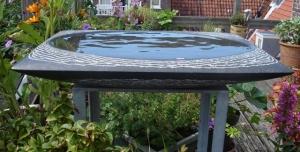 Waterbeeld 8, 2015, Iers Hardsteen -sold-